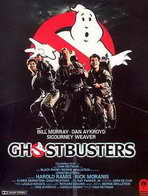 Ghostbusters - 11 x 17 Movie Poster - Style G