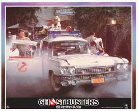 Ghostbusters - 11 x 14 Poster German Style E