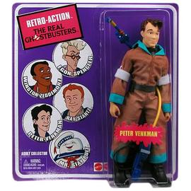 Ghostbusters - The Real Retro-Action Peter�Venkman Figure