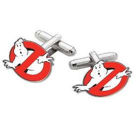 Ghostbusters - Ghostbustersr Logo Cufflink Set in Gift Box