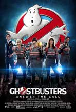 """Ghostbusters"" Movie Poster"