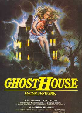 Ghosthouse - 27 x 40 Movie Poster - Spanish Style A