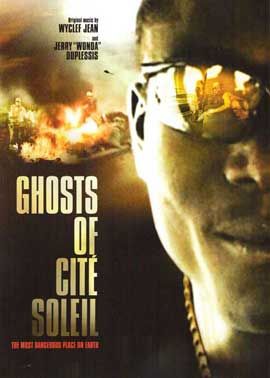 Ghosts of Cit� Soleil - 11 x 17 Movie Poster - Style B