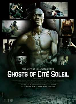 Ghosts of Cit� Soleil - 43 x 62 Movie Poster - Bus Shelter Style A