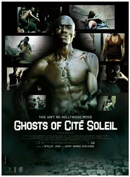 Ghosts of Cite Soleil - 43 x 62 Movie Poster - Bus Shelter Style A