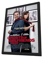 Ghosts of Girlfriends Past - 11 x 17 Movie Poster - Style A - in Deluxe Wood Frame