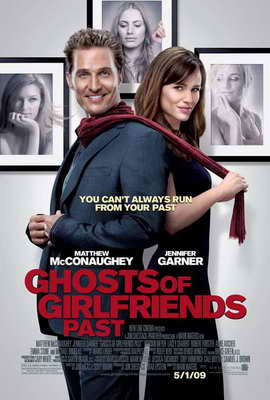 Ghosts of Girlfriends Past - 11 x 17 Movie Poster - Style A