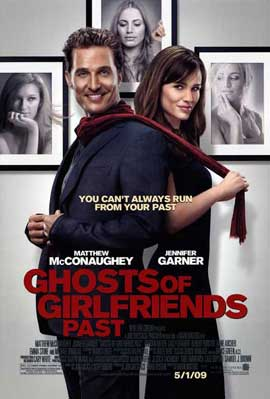 Ghosts of Girlfriends Past - 27 x 40 Movie Poster - Style A