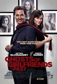 Ghosts of Girlfriends Past - 43 x 62 Movie Poster - Bus Shelter Style A