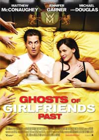 Ghosts of Girlfriends Past - 11 x 17 Movie Poster - Style B