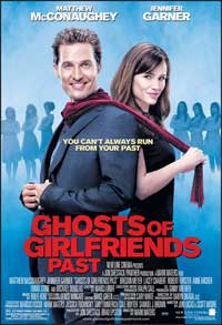 Ghosts of Girlfriends Past - 11 x 17 Movie Poster - Style C
