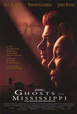 Ghosts of Mississippi - 27 x 40 Movie Poster - Style B