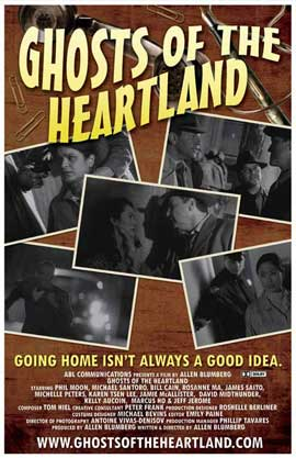 Ghosts of the Heartland - 11 x 17 Movie Poster - Style B