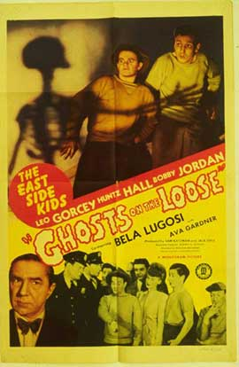 Ghosts on the Loose - 11 x 14 Movie Poster - Style A