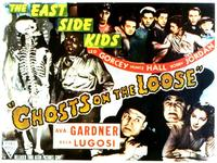 Ghosts on the Loose - 11 x 14 Movie Poster - Style B