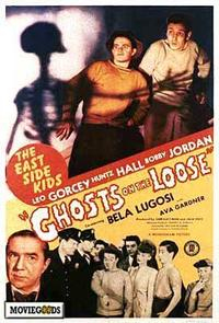 Ghosts on the Loose - 27 x 40 Movie Poster - Style A