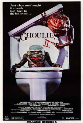 Ghoulies 2 - 27 x 40 Movie Poster - Style A