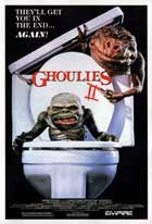Ghoulies III: Ghoulies Go to College - 11 x 17 Movie Poster - Style B
