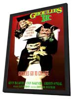 Ghoulies III: Ghoulies Go to College - 11 x 17 Movie Poster - Style A - in Deluxe Wood Frame