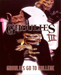 Ghoulies III: Ghoulies Go to College - 30 x 40 Movie Poster - Style A