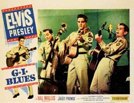 G.I. Blues - 11 x 14 Movie Poster - Style A