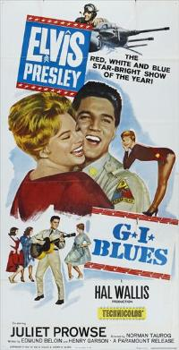 G.I. Blues - 27 x 40 Movie Poster - Style B
