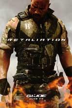 G.I. Joe: Retaliation - 27 x 40 Movie Poster - Style A