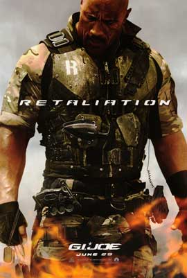 G.I. Joe: Retaliation - DS 1 Sheet Movie Poster - Style A