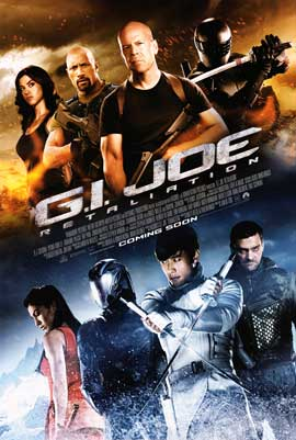 G.I. Joe: Retaliation - 27 x 40 Movie Poster