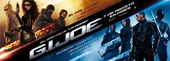 G.I. Joe: Rise of Cobra - 20 x 60 - Door Movie Poster -Spanish Style A