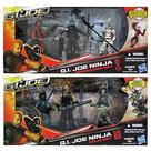 G.I. Joe: Rise of Cobra - Retaliation Showdown Action Figures Wave 1
