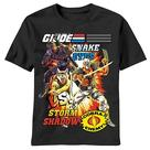 G.I. Joe: Rise of Cobra - Snake Eyes vs. Storm Shadow T-Shirt