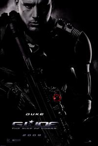 G.I. Joe: Rise of Cobra - 43 x 62 Movie Poster - Bus Shelter Style B