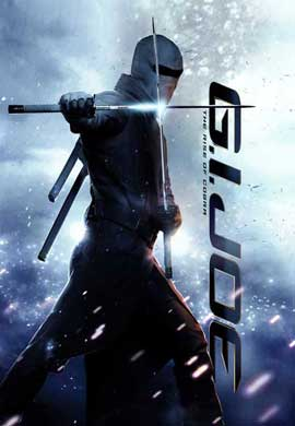 G.I. Joe: Rise of Cobra - 27 x 40 Movie Poster - Style F