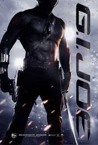 G.I. Joe: Rise of Cobra - 11 x 17 Movie Poster - Style H