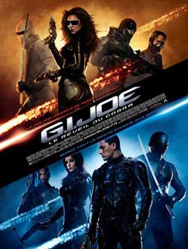 G.I. Joe: Rise of Cobra - 11 x 17 Movie Poster - French Style A