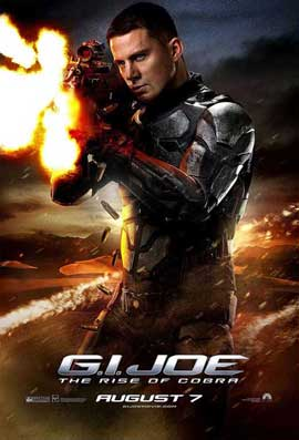 G.I. Joe: Rise of Cobra - 11 x 17 Movie Poster - Style K
