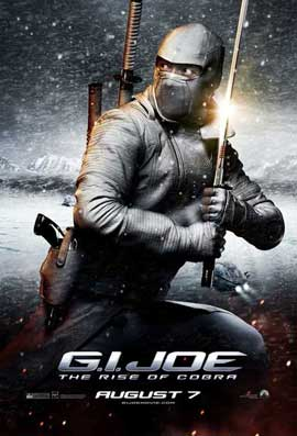 G.I. Joe: Rise of Cobra - 11 x 17 Movie Poster - Style L