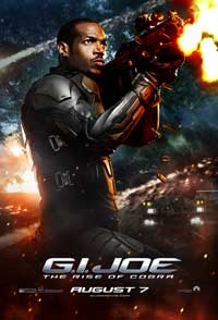 G.I. Joe: Rise of Cobra - 11 x 17 Movie Poster - Style N