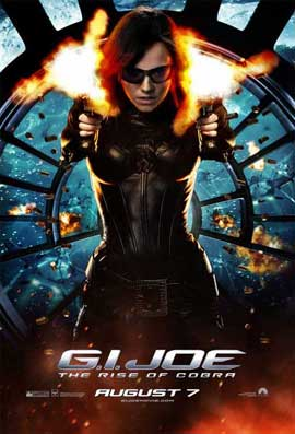 G.I. Joe: Rise of Cobra - 11 x 17 Movie Poster - Style O