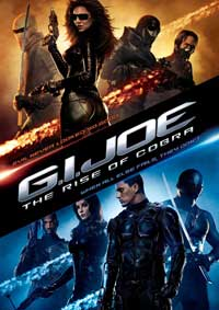 G.I. Joe: Rise of Cobra - 11 x 17 Movie Poster - Style Q