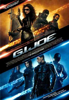 G.I. Joe: Rise of Cobra - 11 x 17 Movie Poster - Spanish Style A