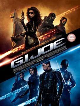 G.I. Joe: Rise of Cobra - 11 x 17 Movie Poster - Czchecoslovakian Style A