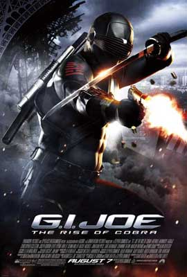 G.I. Joe: Rise of Cobra - 11 x 17 Movie Poster - Style T
