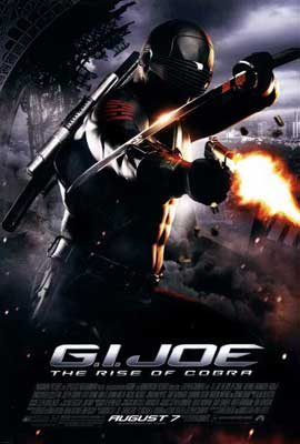 G.I. Joe: Rise of Cobra - 11 x 17 Movie Poster - Style W