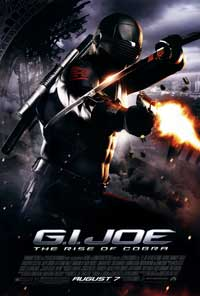 G.I. Joe: Rise of Cobra - 43 x 62 Movie Poster - Bus Shelter Style I