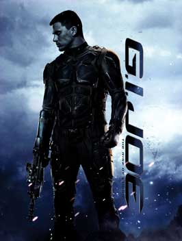 G.I. Joe: Rise of Cobra - 27 x 40 Movie Poster - Style K