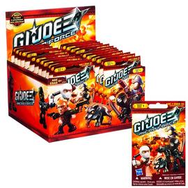 G.I. Joe: Rise of Cobra - Micro Force Blind Bags Series 1 Revision 1 Case