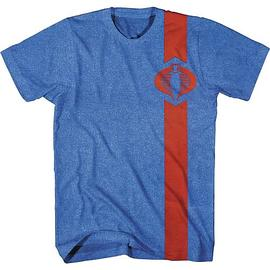 G.I. Joe: Rise of Cobra - Viper Stripe Blue Heather T-Shirt