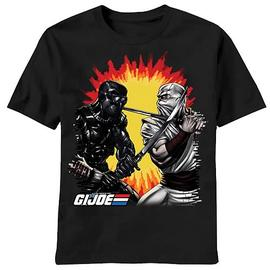 G.I. Joe: Rise of Cobra - Ninja Battle T-Shirt